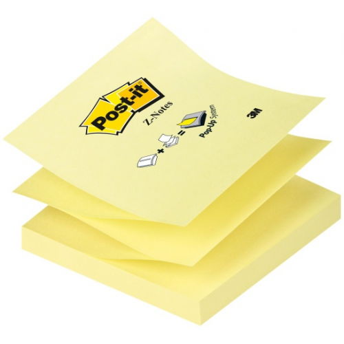 POST-IT R-330 Z-note viestilappu keltainen