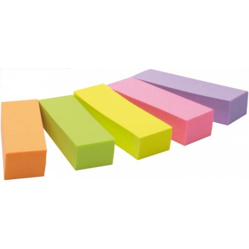 POST-IT 670/5 merkkaaja paperi 5-värin lajitelma