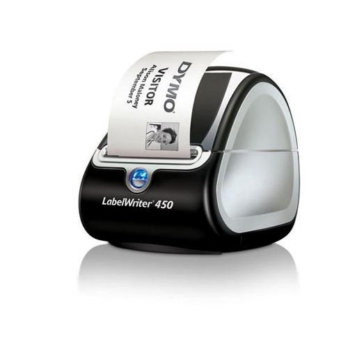 Dymo LW 450 Label Writer tarrakirjoitin KAMPANJA + tarrat S0722540,S0722550,S0722560