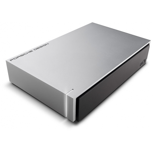 LACIE Porsche Design Desktop Drive P9233 8TB USB3.0 Light Grey