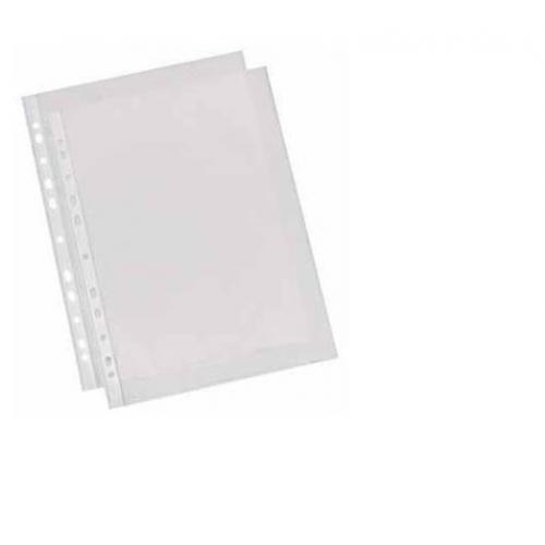 ESSELTE kansiotasku A4 ylhäältä auki 55µ kirkas PP 100kpl/ltk