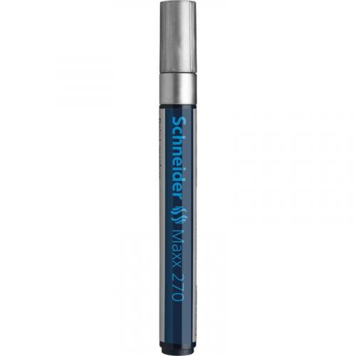 Schneider Maxx 270 hopea maalikynä 1-3mm(10kpl pkt)