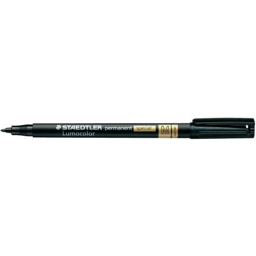 Staedtler Special 319 M musta merkkaustussi 1,0mm (10kpl pkt)