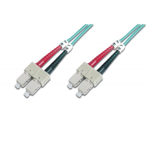Digitus DK-2522-07 3 Fiber Optic Patch Cable SC-SC Multimode Duplex OM3 7m