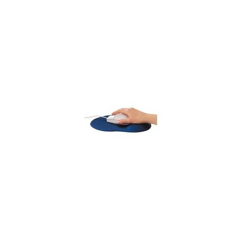 EDNET Gel Mouse Pad hiirialusta rannetuella musta