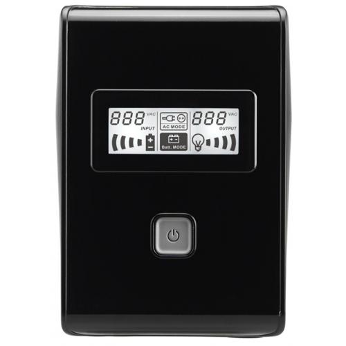 PowerWalker VI 850 LCD Line-Interactive UPS 850VA with LCD