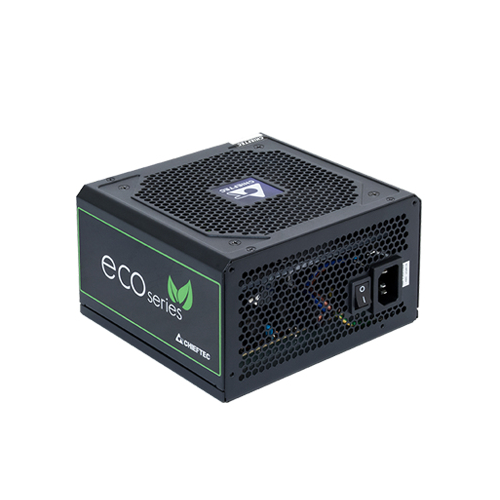 CHIEFTEC ECO Series 500W ATX-12V V.2.3
