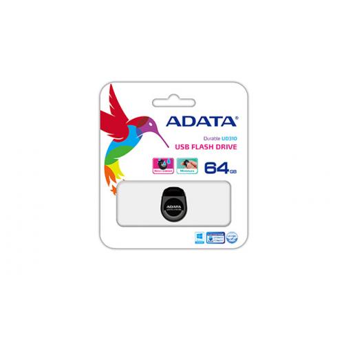A-DATA UD310 64GB USB2 BLACK SMALLDURAB