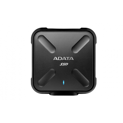 ADATA SD700 Ext SSD 256GB USB 3.1 Black