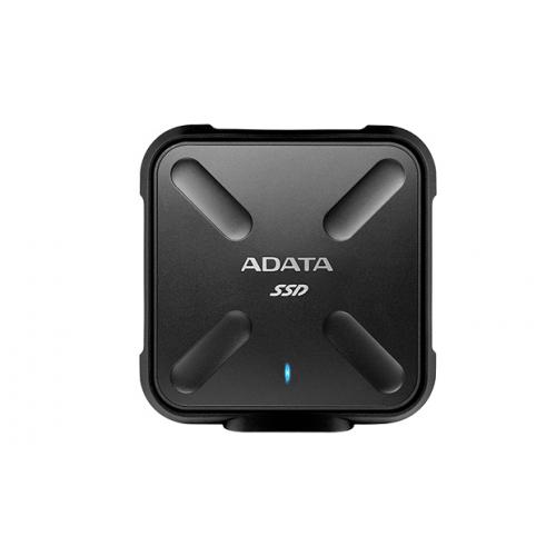 ADATA SD700 Ext SSD 512GB USB 3.1 Black