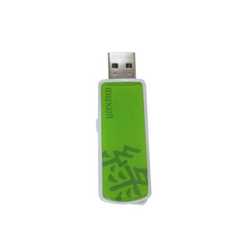Maxell USB 4GB ECO Drive muistitikku 2.0