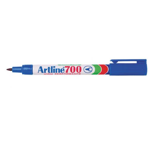 Artline 700 0.7mm sininen pyörökärki huopakynä (12kpl ltk)