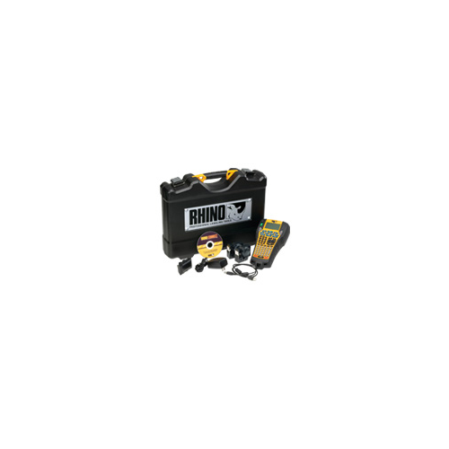 Dymo Rhino 6000 KITCase tarrakirjoitin+salkku 622678