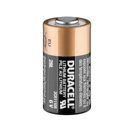 Duracell kameraparisto 2CR11108 Photo 28L, 6V 1kpl (6kpl pkt)
