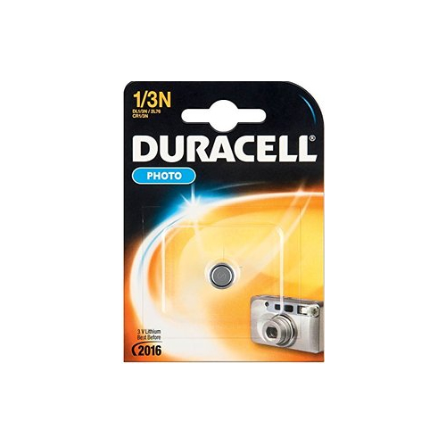 Duracell kameraparisto CR11108 Photo 1 3N 1kpl Litium (10kpl pkt)