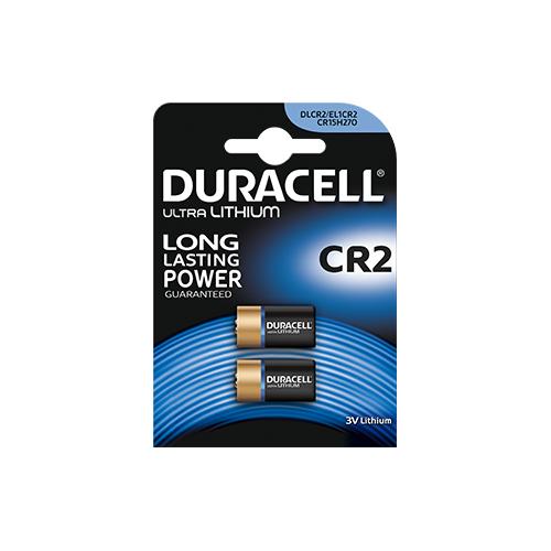 Duracell kameraparisto CR-2 CR17355 1kpl Litium (10kpl pkt)
