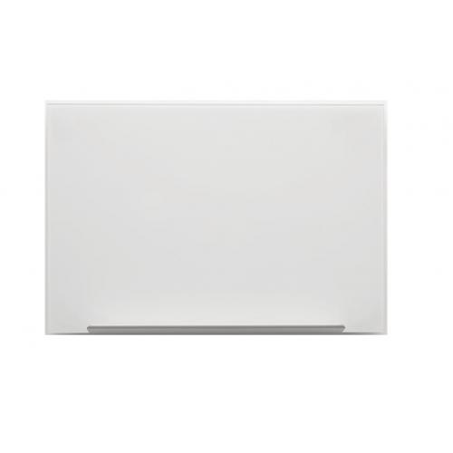 Nobo Diamond -lasitaulu valkoinen 993x559mm