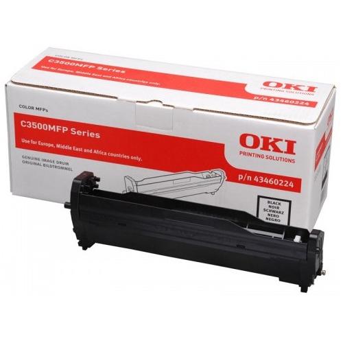OKI C3520/30 Drum Black 15K 43460224