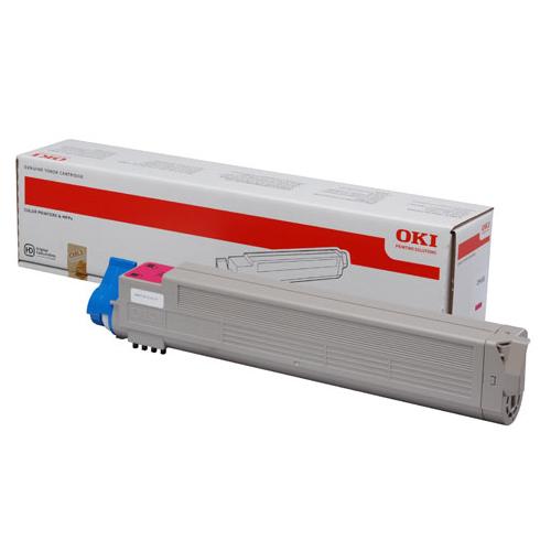 OKI C9655 Toner M Magenta 22K 43837130