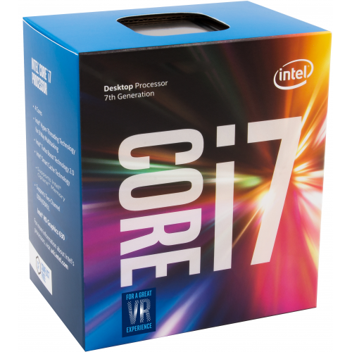 INTEL Core i7-7700 3,6GHz LGA1151 8M Cache Boxed CPU