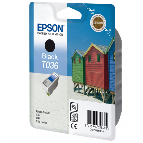 Epson T036140 musta Stylus C42/C44/C46