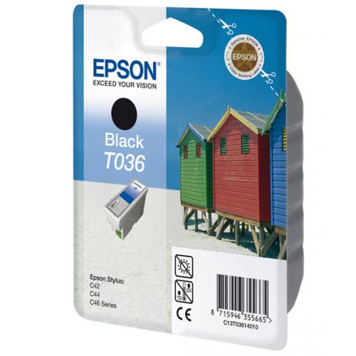Epson T036140 musta Stylus C42 C44 C46