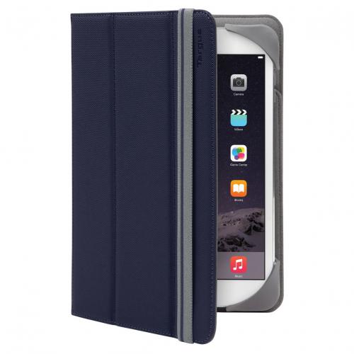 TARGUS Fit N Grip Rotating Universal 7-8inch Tablet Case Blue