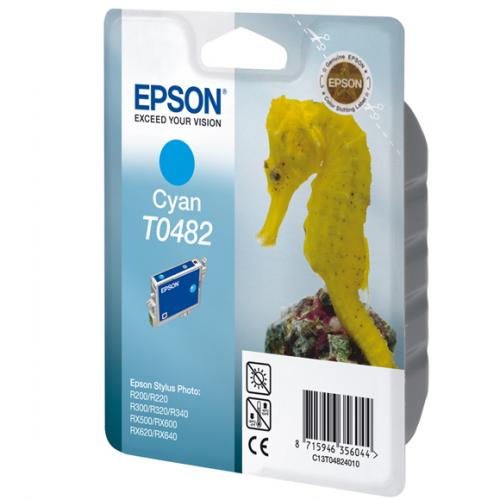 Epson T048240 cyan ptr Stylus Photo RX500/R200