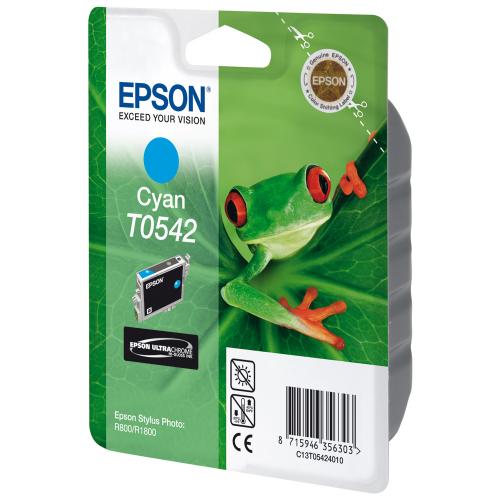 Epson T054240 cyan ptr Stylus Photo R800 (xxxs.)