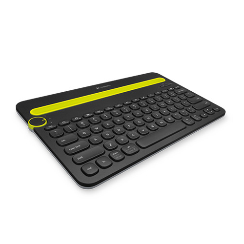 LOGITECH Bluetooth MultiDevice Keyboard K480 BLACK PAN BT NORDIC