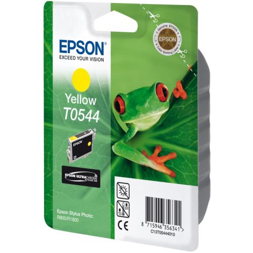 Epson T054440 yellow ptr Stylus Photo R800 (400s.)