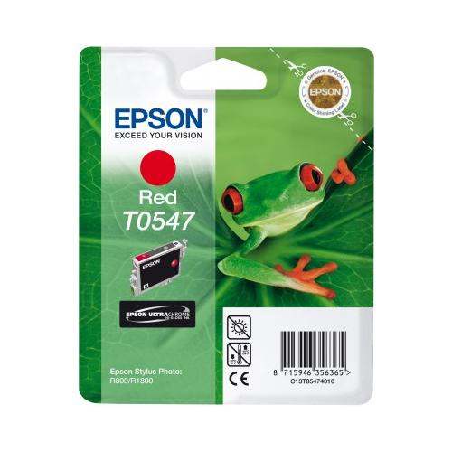 Epson T054740 red ptr Stylus Photo R800 (400s.)