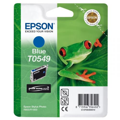 Epson T054940 blue ptr Stylus Photo R800 (xxxs.)