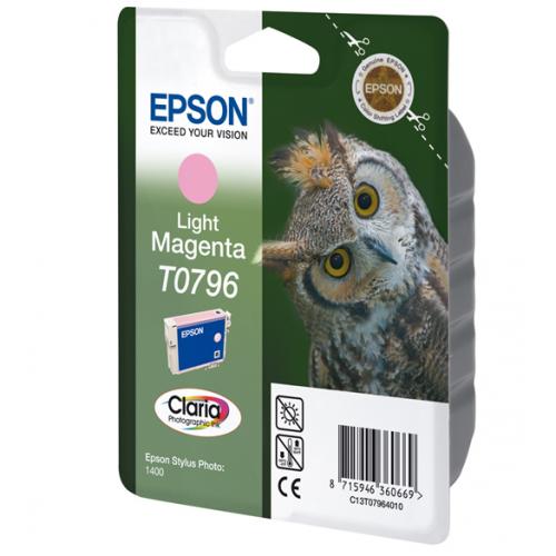 Epson T079640 light magenta ptr Stylus Photo 1400