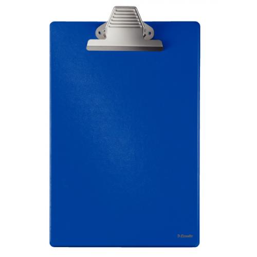 Esselte keräilyalusta käsinkirjoitusalusta A4 1-osainen vahvalla klipsillä sininen (10kpl ltk)
