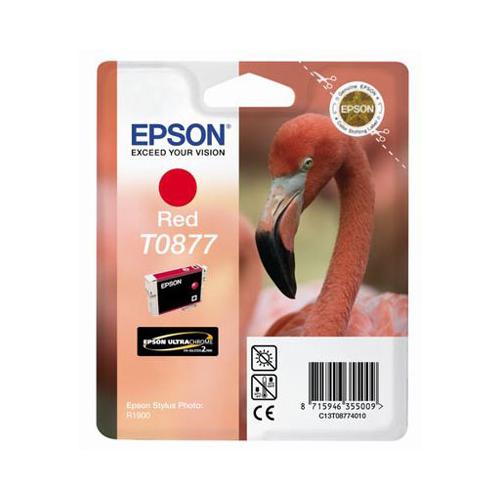 Epson T08774010 red Stylus photo R1900
