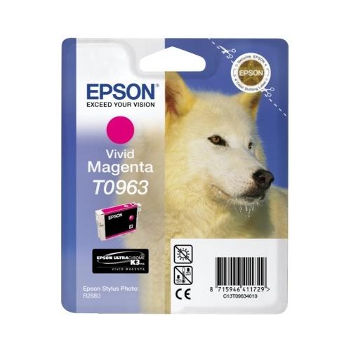 Epson T09634010 vivid magenta ink Stylus photo R2880