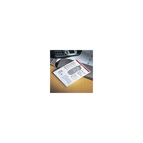 3L laminointitasku kylmä A7 86x117mm, 10kpl pss