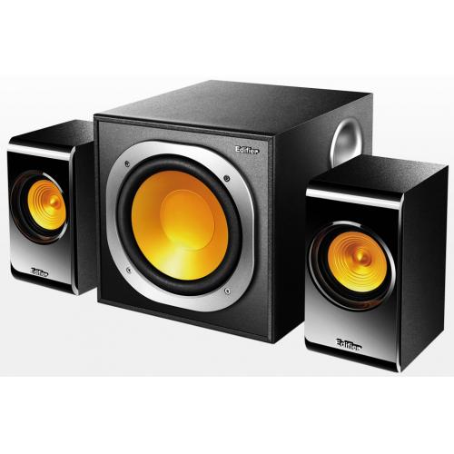 Edifier Image P3060 - 2.1 Speakers Black/Gold