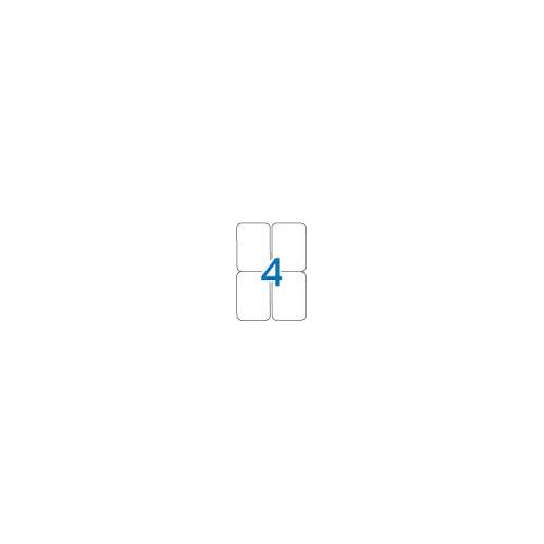 APLI tulostustarra 4-jak 99.1 x 139mm