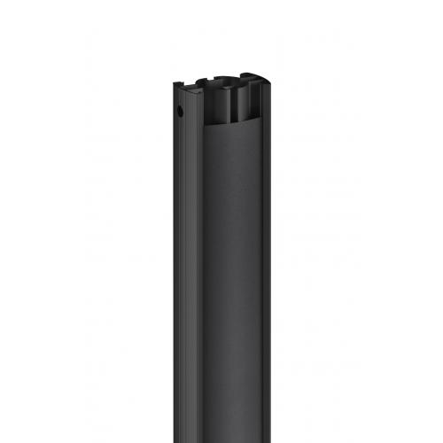 PUC 2530 Connectit putki, 300cm, musta