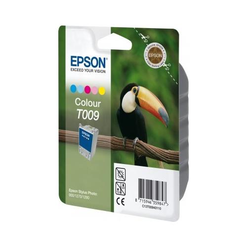 Epson T009401 5-väri Stylus Photo 1270